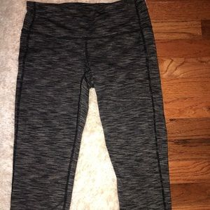 Athleta workout crop pants